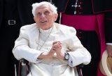 Vatican plays down fears for former pope Benedict's health